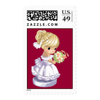 Blonde Bride Stamps