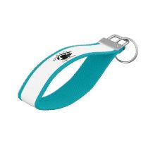 Blonde & Broke - Wrist Keychain