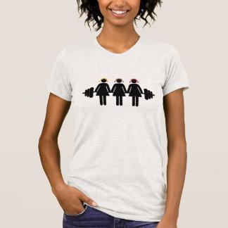 Blonde, Brunette, Redhead Camisetas
