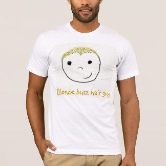 Blonde buzz hair guy T-Shirt