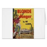 Blonde Danger