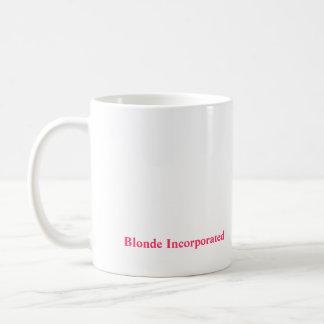 Blonde Incorporated Mugs
