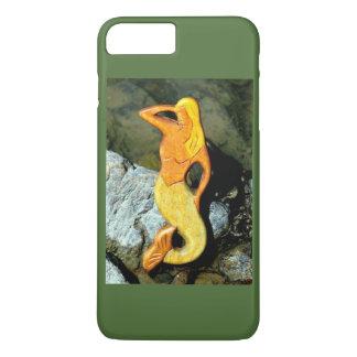 blonde lookout mermaid iPhone 8 plus/7 plus case