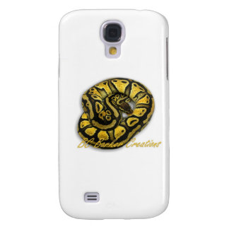 Blonde Pastel Ball Python Samsung Galaxy S4 Cover