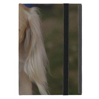 Blonde Saluki Dog Case For iPad Mini