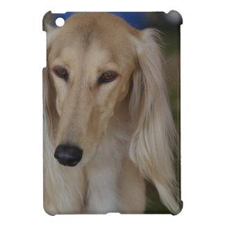 Blonde Saluki Dog Cover For The iPad Mini