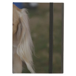 iPad Air Powis Case with Greyhound Phone Cases design