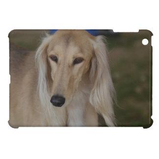 Blonde Saluki Dog iPad Mini Case