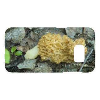 Blonde Wild Morel Mushroom Samsung Galaxy S7 Case