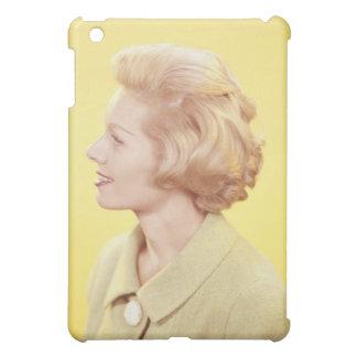 Blonde Woman 2 iPad Mini Cover
