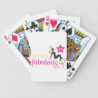 BlondeFabulous_Final.pdf Bicycle Playing Cards