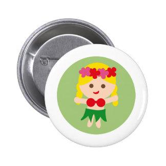 BlondeHulaGirl7 Button