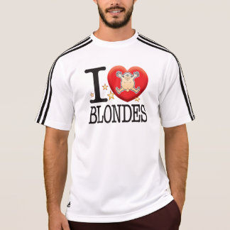 Blondes Love Man T Shirts