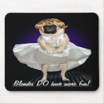 Blondes Mouse Pads