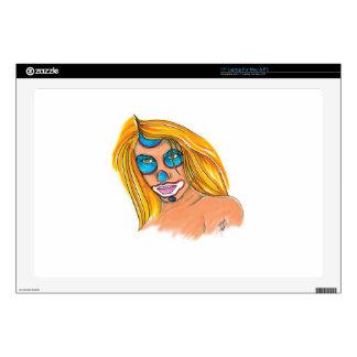 Blondie Skins Para 43,2cm Portátil