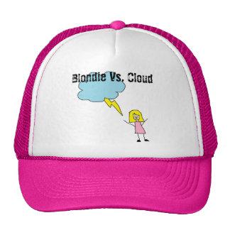 Blondie Vs. Cloud Hat