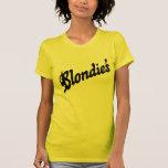 Blondie's Coffee T Shirts