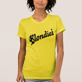 Blondie's Coffee Tees