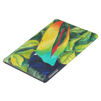 """""""Bloo Bird"""" Art by Mike Quinn iPad Air Case"""