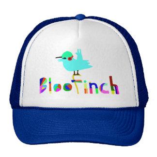 Bloo Finch Logo Hat
