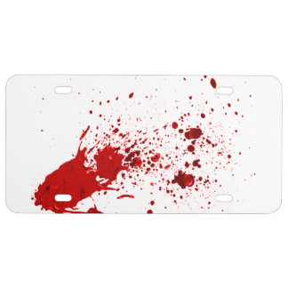 blood 1.png license plate