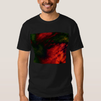 Blood and Green Clouds by KLM T-Shirt