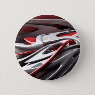Blood and SIlver Pinback Button