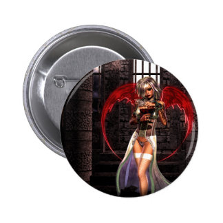 Blood Angel Vampire Goth Buttons