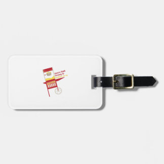 Blood Bags Travel Bag Tag