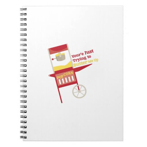 Blood Bags Spiral Notebooks