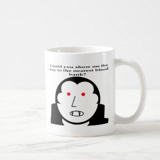 Blood Bank Coffee Mug