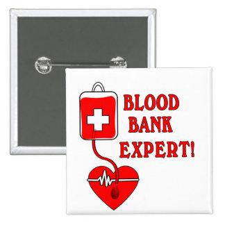BLOOD BANK EXPERT BUTTON