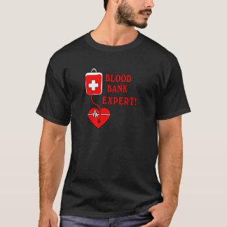 BLOOD BANK EXPERT T-Shirt
