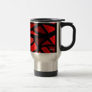 Blood Bank 15 Oz Stainless Steel Travel Mug