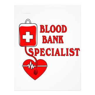 BLOOD BANK SPECIALIST LETTERHEAD