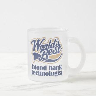 Blood Bank Technologist Gift Coffee Mugs