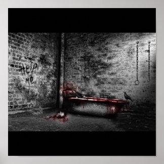 Blood Bath Poster
