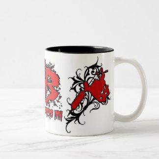 Blood Brothers logo Coffee Mug