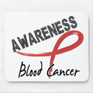 Blood Cancer Awareness 3 Mouse Pad