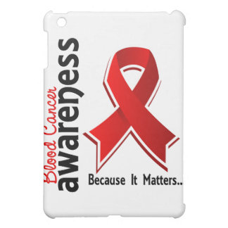 Blood Cancer Awareness 5 Cover For The iPad Mini