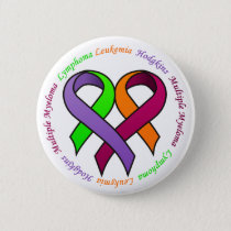 Blood Cancer Awareness Button - 1