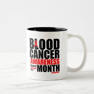 Blood Cancer Awareness Month 6 Mugs