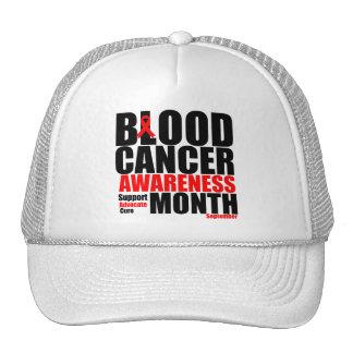 Blood Cancer Awareness Month 6 Trucker Hats
