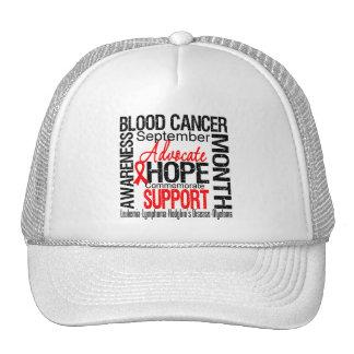 Blood Cancer Awareness Month Commemorative Trucker Hat