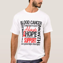 Blood Cancer Awareness Month Commemorative T-Shirt