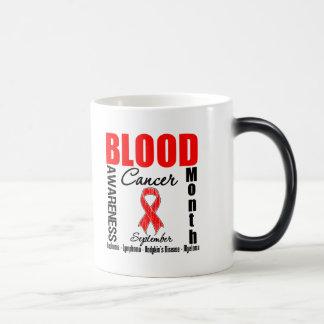 Blood Cancer Awareness Month Distressed Ribbon Mugs