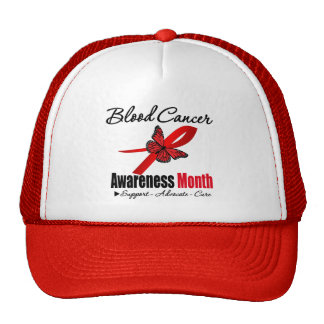 Blood Cancer Awareness Month Recognition Hat