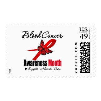 Blood Cancer Awareness Month Recognition Postage