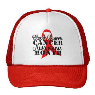 Blood Cancer Awareness Month Ribbon 4 Trucker Hats