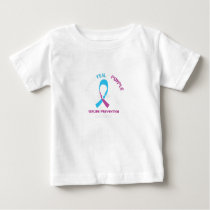 Blood Cancer Awareness Support Baby T-Shirt